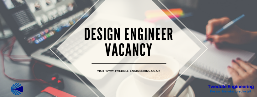 Design Engineer Vacancy