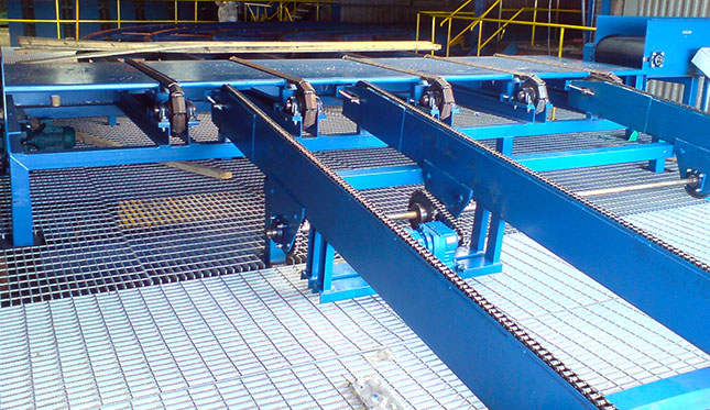 Sawmill Conveyors & Associated Equipment